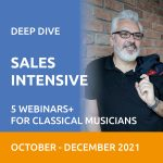 Sales Intensive Course